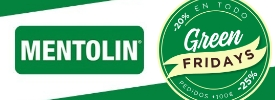 Descuentos Green Friday en Mentolin
